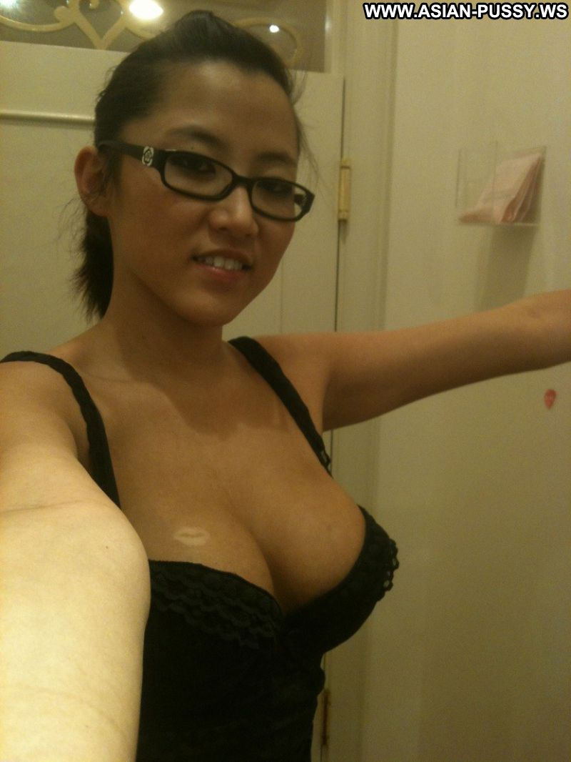 my asian girlfriends tits