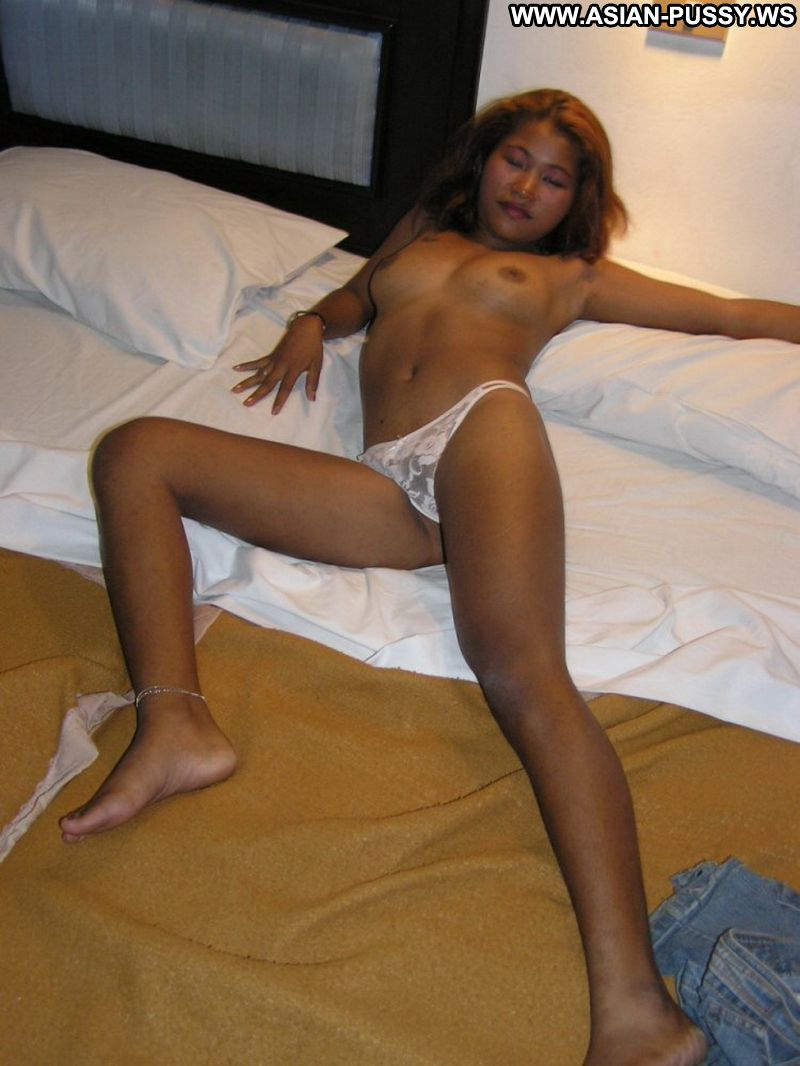 Asian chubby whore is fucked in a hotel 6