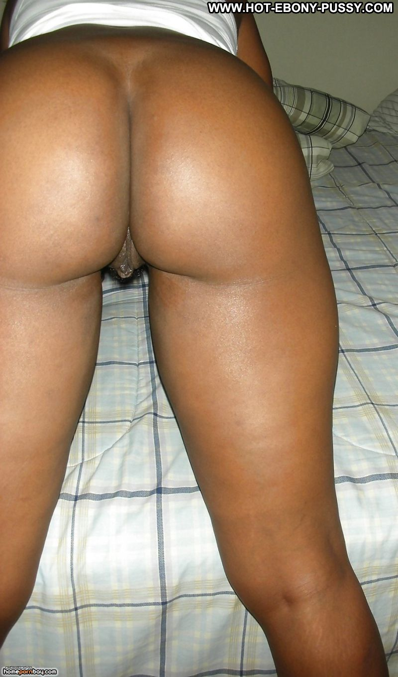Black amateur ass