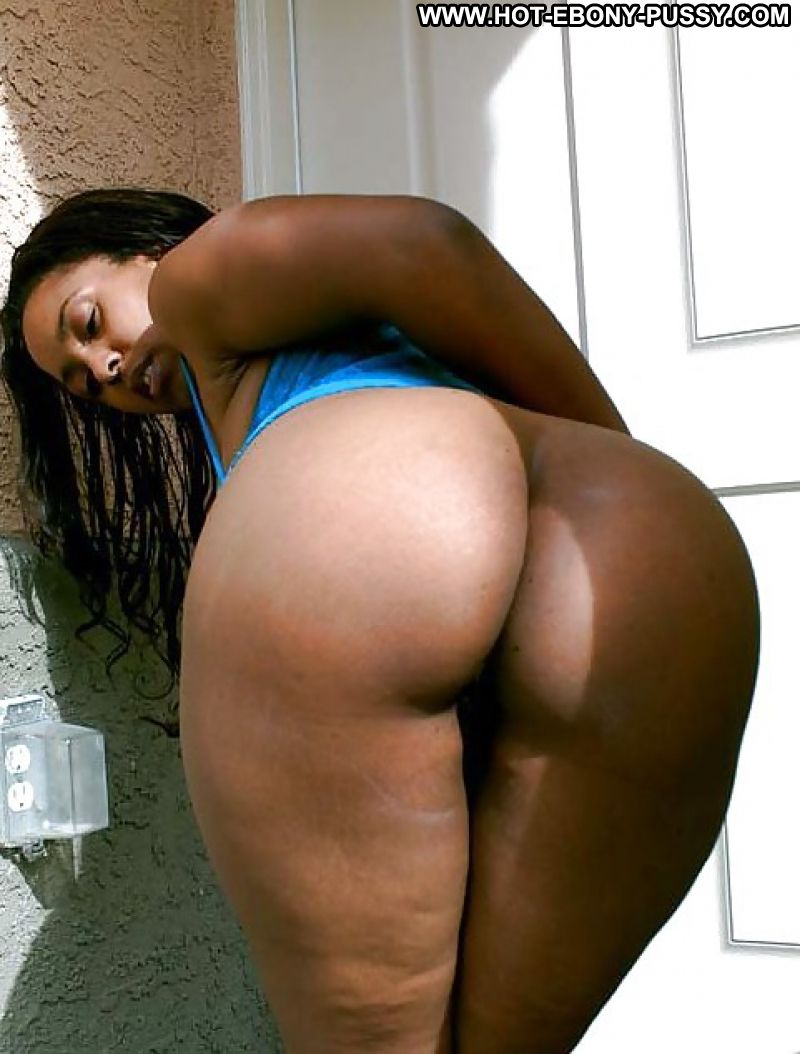 Amateur Big Booty Ebony