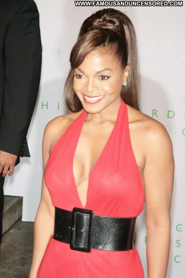 Janet Jackson Singer Babe Softcore Celebrity Posing Hot Cute Sexy