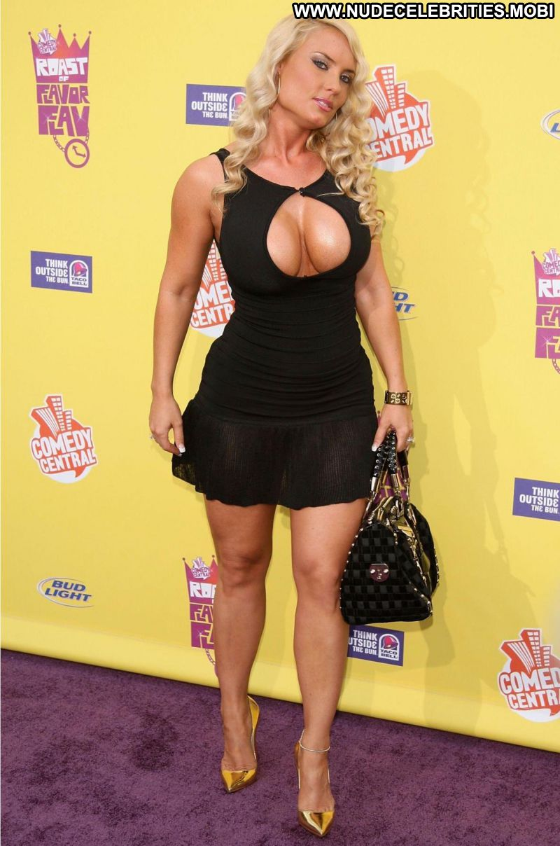 Coco Austin Celebrity Sexy Big Tits Babe Sexy Dress Bombshell