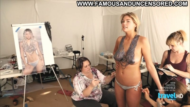 Kate Upton Nude Sexy Scene Bombshell Stunning Athletic Doll