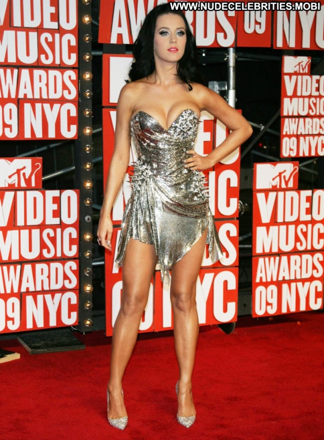 Katy Perry Singer Showing Legs Celebrity Sexy Dress Babe Sexy