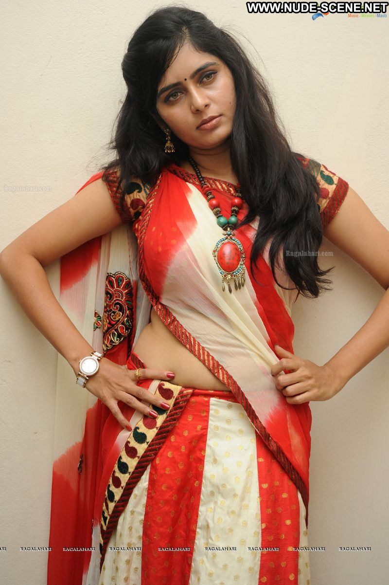 Madhumitha Celebrity Sexy Indian Babe Posing Hot Fetish Indian Costume