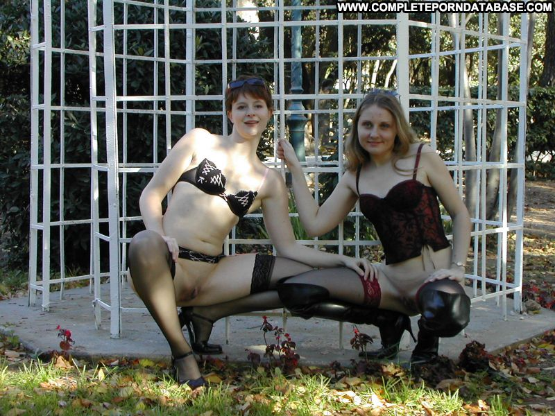 Hot fetish lesbians with gaping pussies 5