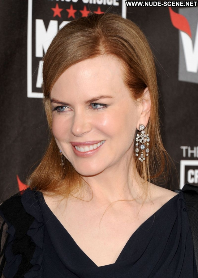 Nicole Kidman Celebrity Sexy Blue Eyes