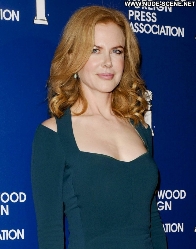 Nicole Kidman Sexy Actress Celebrity Sexy Dress Blonde Nice