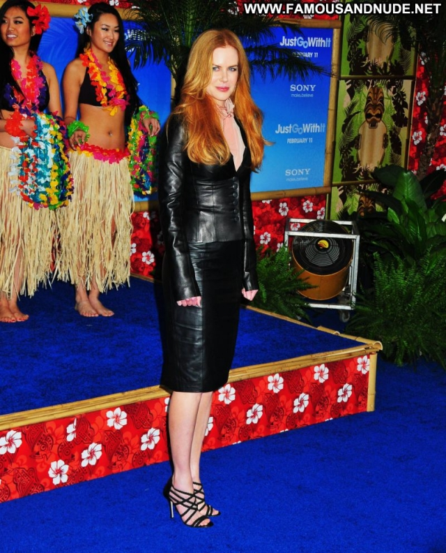 Nicole Kidman Blonde Celebrity Fetish Leather Sexy