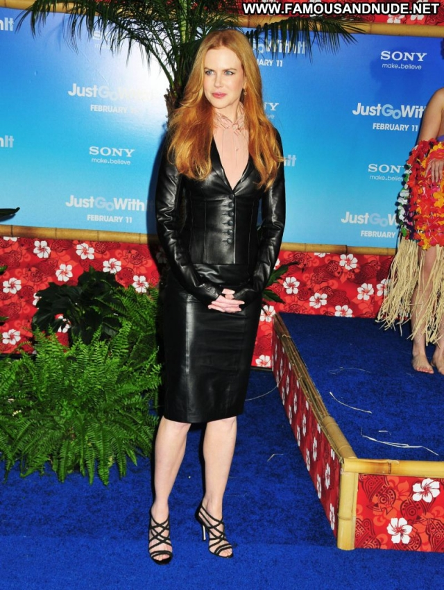 Nicole Kidman Leather Celebrity Beautiful Softcore Actress