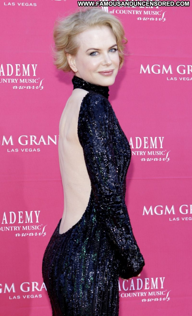 Nicole Kidman Sexy Dress Blonde Showing Ass Celebrity Sexy