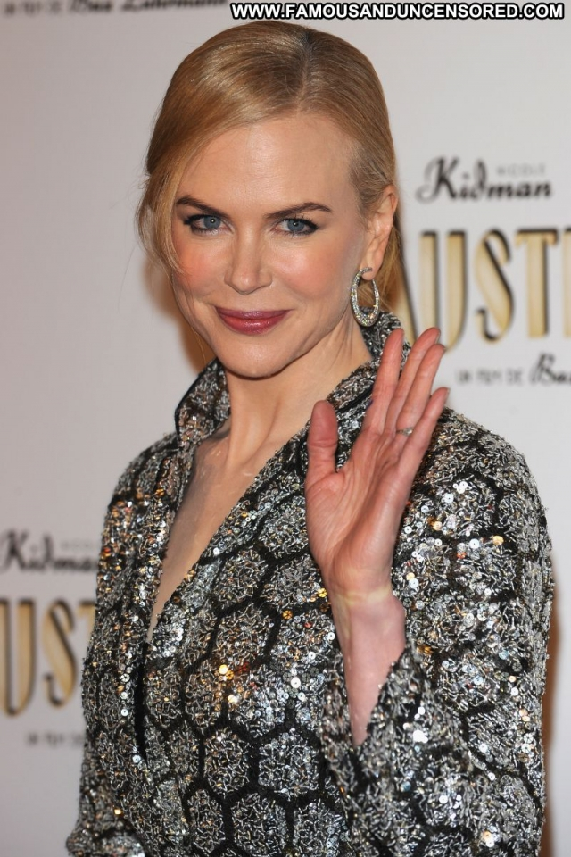 Nicole Kidman Blonde Sexy Celebrity Blue Eyes Actress