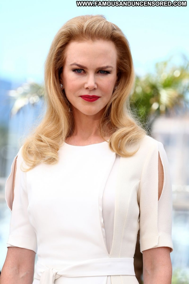 Nicole Kidman Sexy Blonde Sexy Dress Celebrity Actress