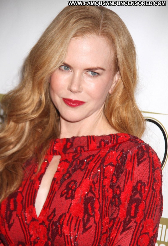Nicole Kidman Actress Blonde Celebrity Sexy Dress Sexy