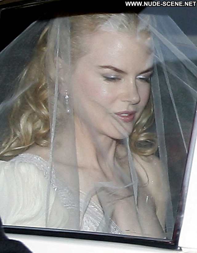 Nicole Kidman Bride Celebrity Sexy Hot Babe Posing Hot Famous Nude