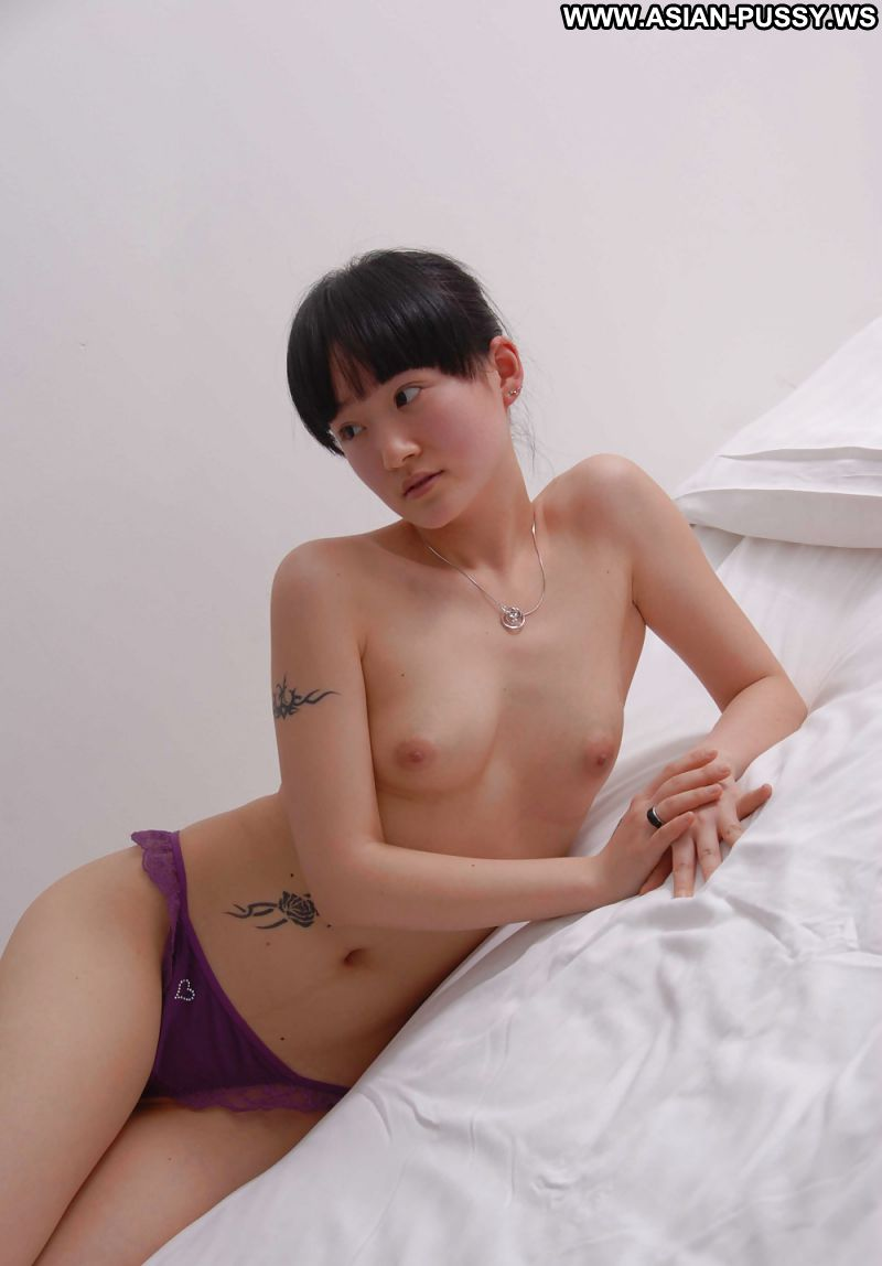 Japanese softcore model video with