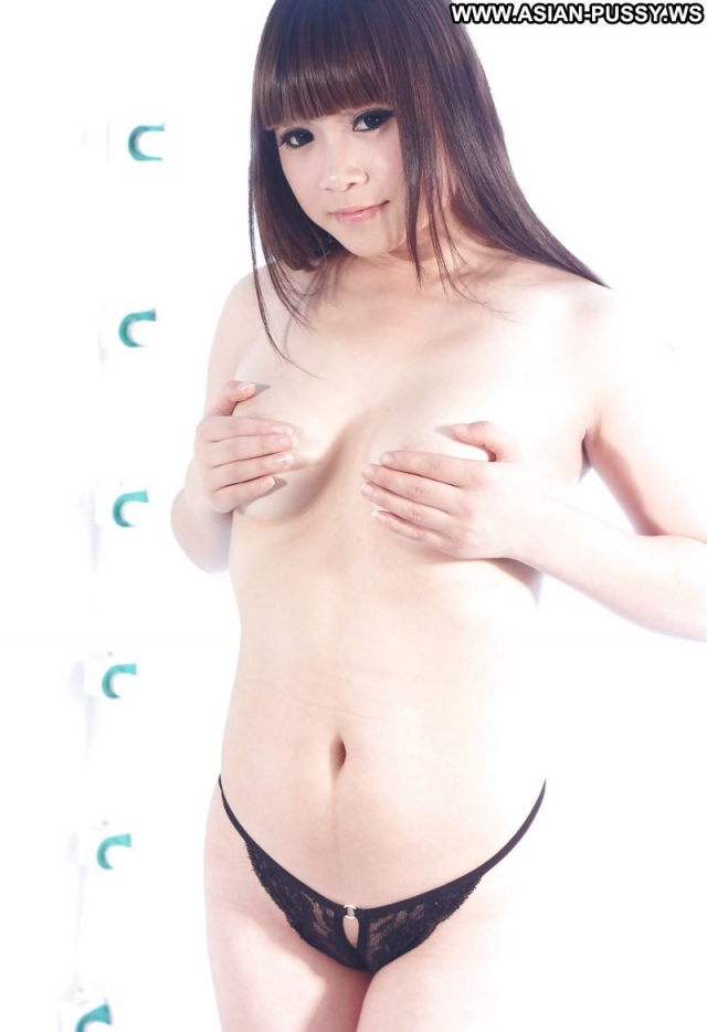 Han Shiyu Small Tits Asian Softcore Lingerie Model