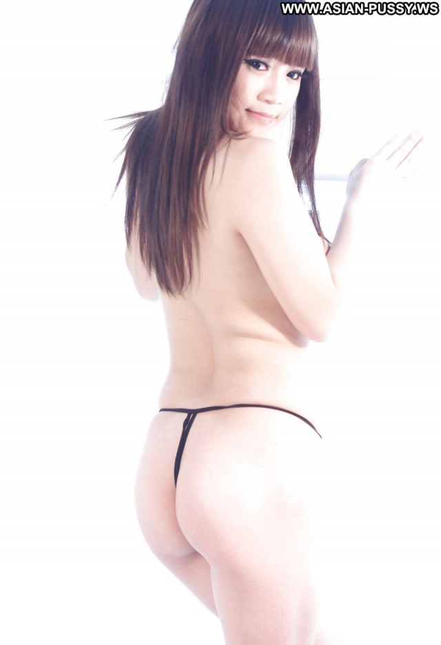 Han Shiyu Small Tits Lingerie Model Softcore Asian