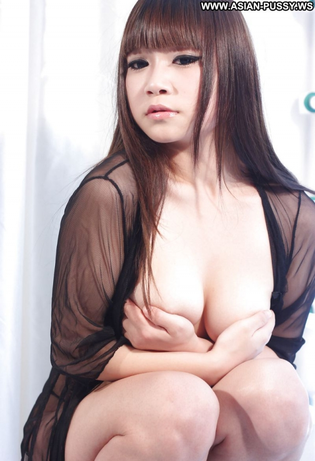 Han Shiyu Lingerie Model Asian Small Tits Softcore