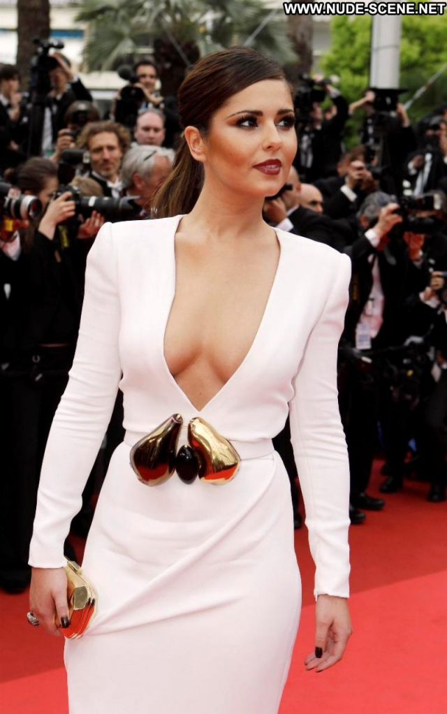 Several Celebrities Celebrity Showing Cleavage Sexy