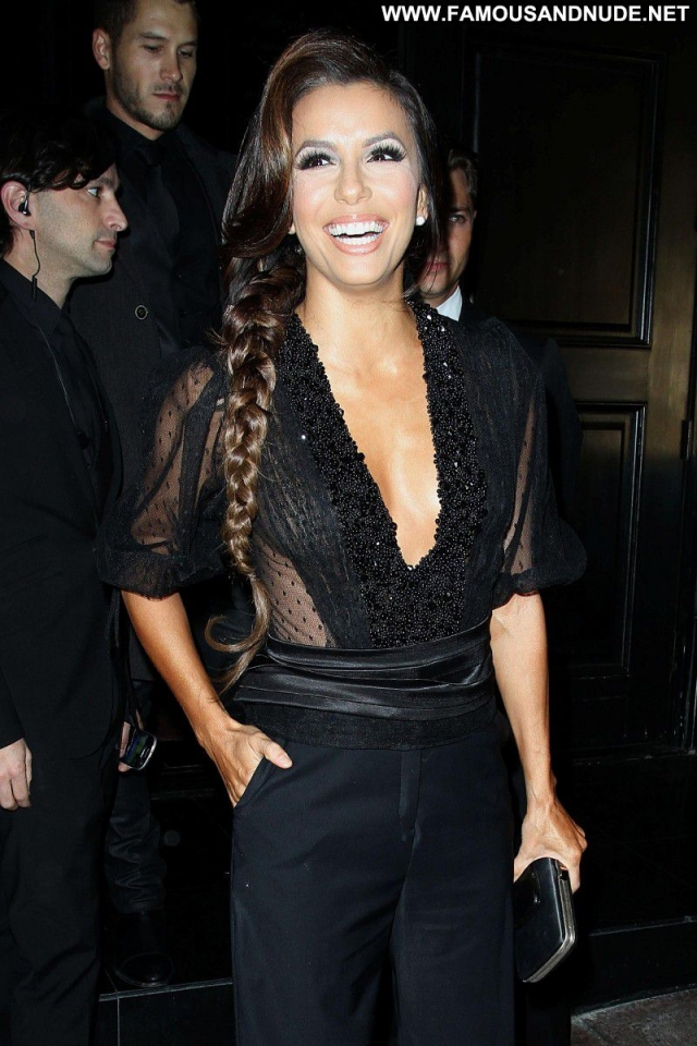 Eva Longoria Latina Sexy Actress Celebrity See Though Babe Showing