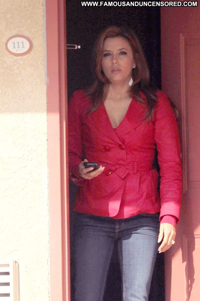 Eva Longoria Actress Sexy Fetish Cute Latina Babe Jeans Heels