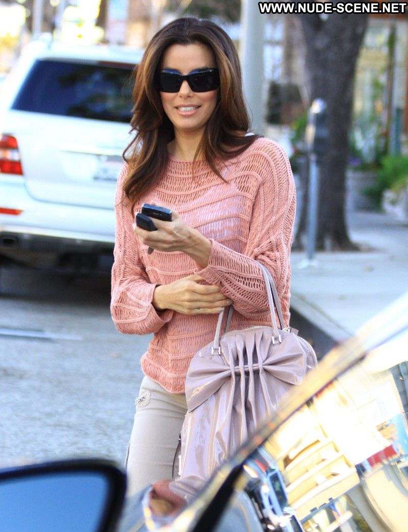 Eva Longoria Celebrity Sexy Actress Latina Cute Babe Glasses Paparazzi