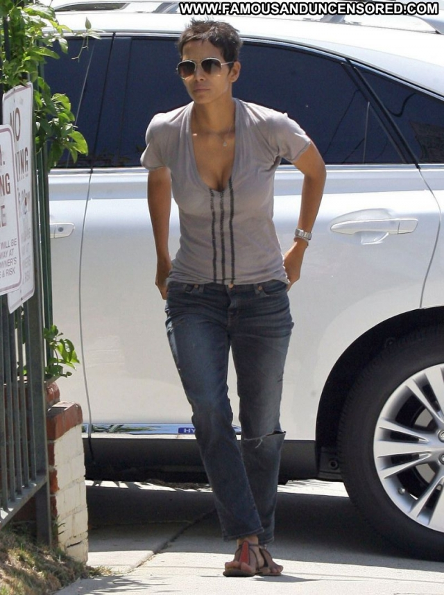 Halle Berry Ebony Boots Sexy Celebrity Doll Beautiful Actress Fetish
