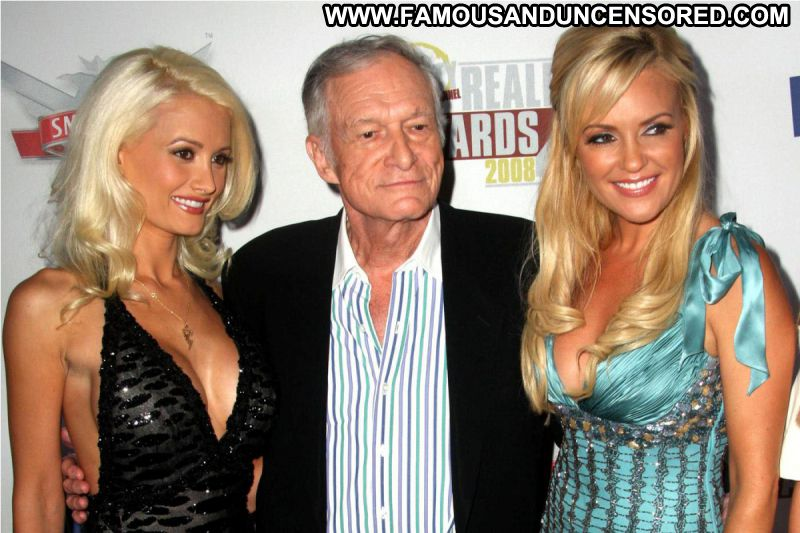 Holly Madison Celebrity Sexy Playmate Blonde Big Tits Posing Hot Hot Showing Cleavage Sexy Dress