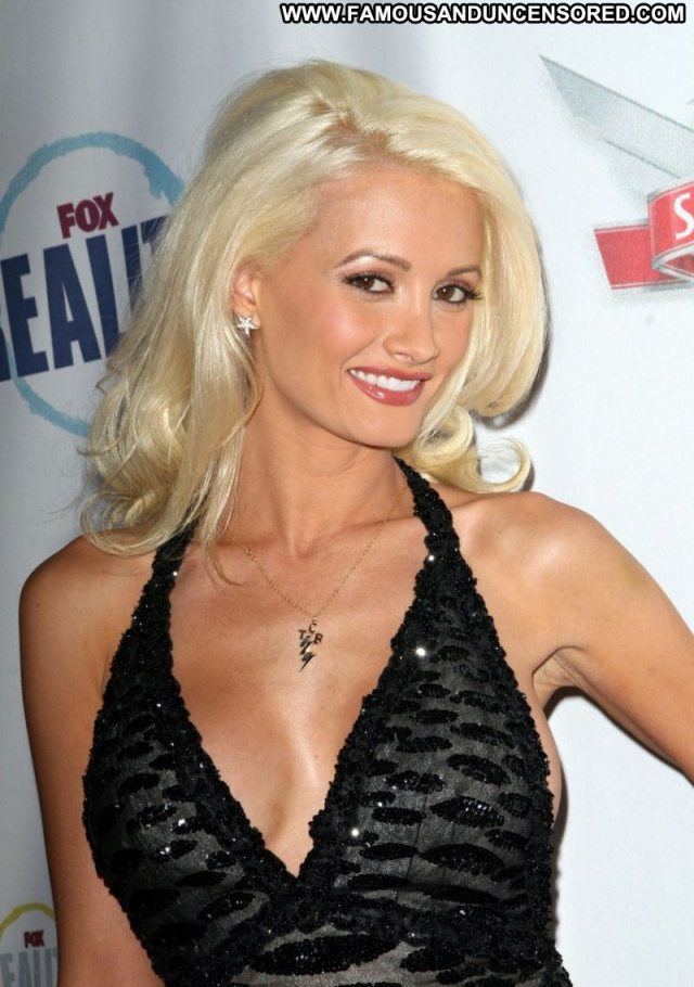 Holly Madison Posing Hot Big Tits Big Tits Sexy Dress Big Tits Big