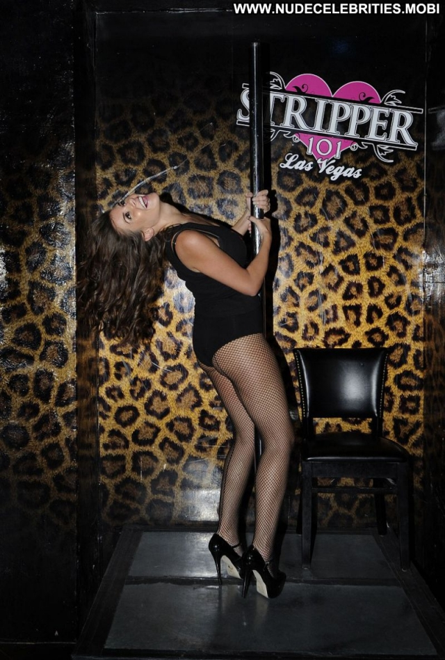 Several Celebrities Pole Dance Sexy Big Tits Celebrity