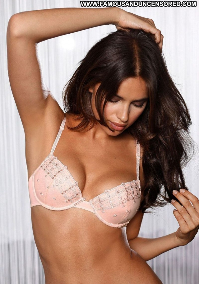 Irina Sheik Bombshell Beautiful Supermodel Bra Sexy Cute Panties