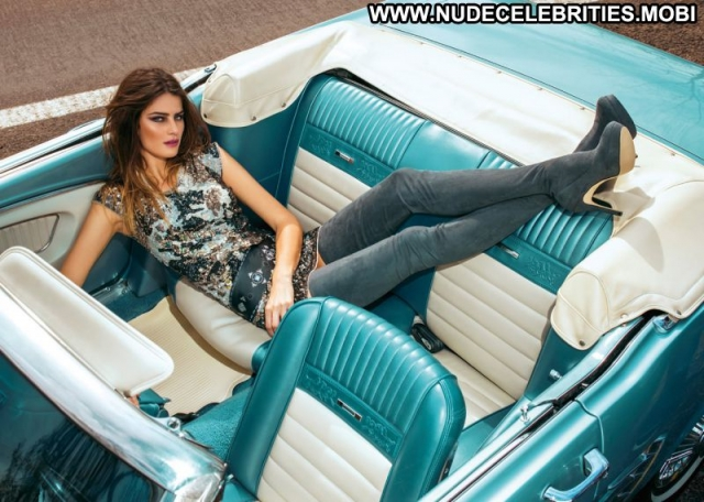 Isabeli Fontana Celebrity Beautiful Brazil Brunette Car Latina Sexy