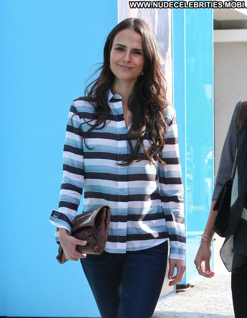Jordana Brewster Celebrity Sexy Actress Brunette Doll Hot Jeans Paparazzi