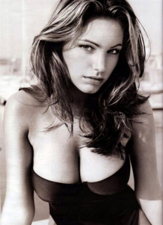 Several Celebrities Big Tits Sexy Lingerie Celebrity