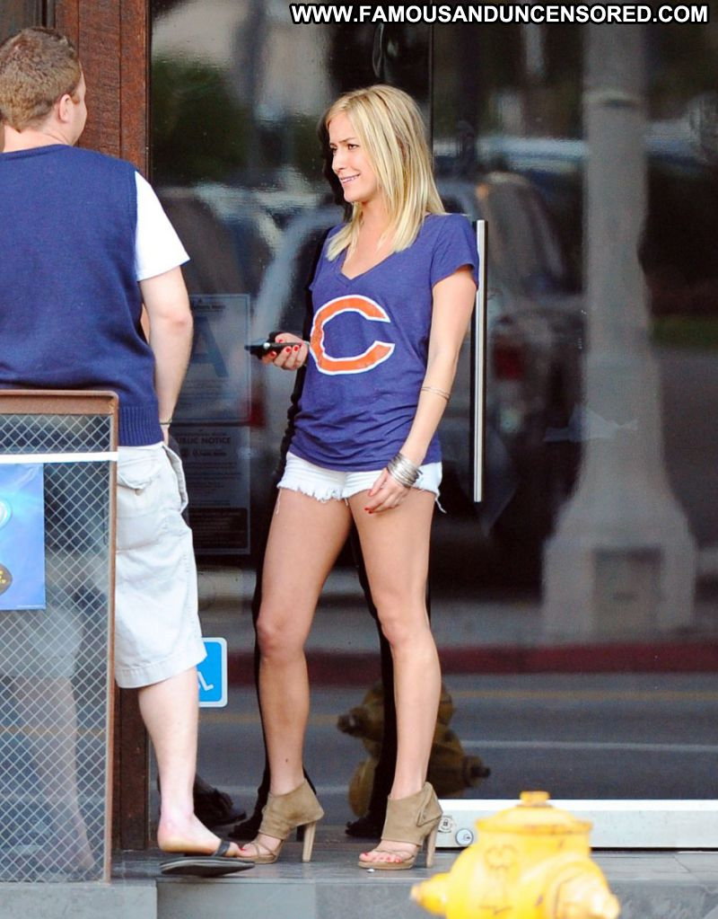 Several Celebrities Celebrity Sexy Shorts