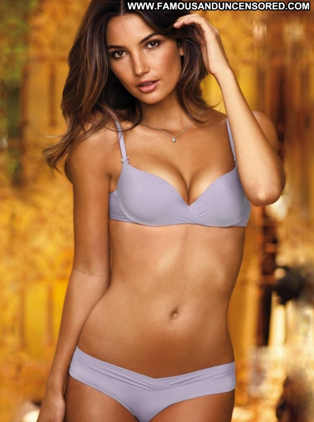 Lily Aldridge Georgeous Celebrity Supermodel Sexy Brown Hair Babe