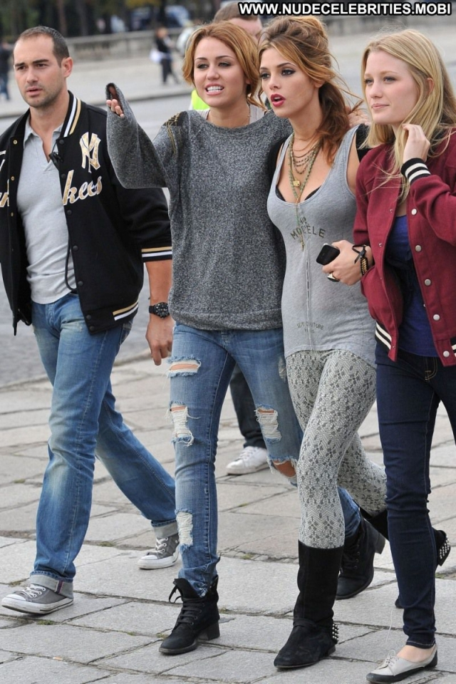 Several Celebrities Jeans Celebrity Sexy