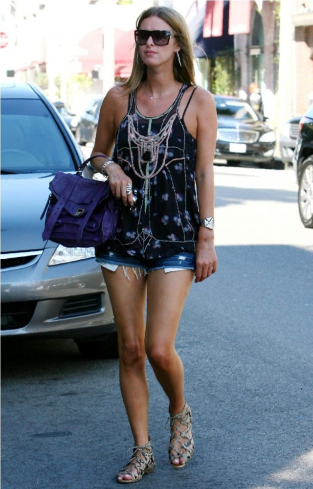 Several Celebrities  Sexy Shorts Celebrity
