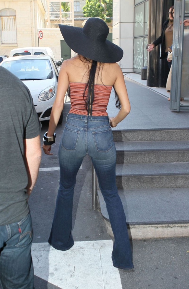 Several Celebrities Sexy Celebrity Jeans