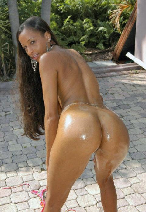 big ass ebony