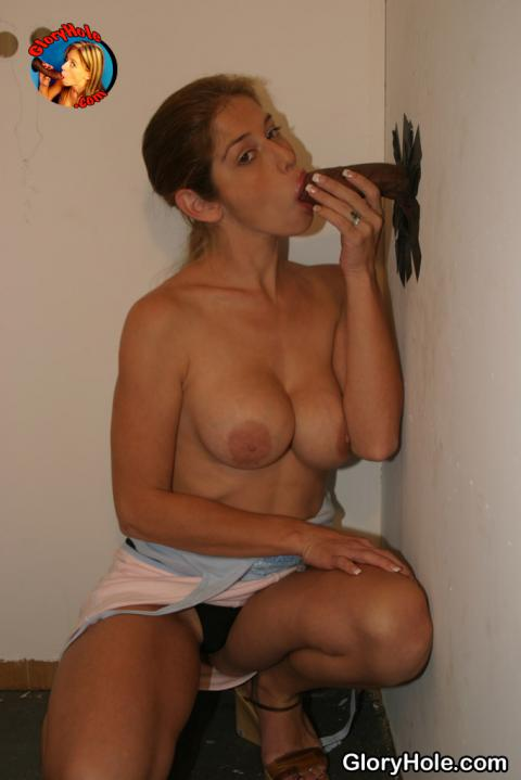 Felony Gloryhole Big Cock Bathroom Pornstar Blowjob Hardcore