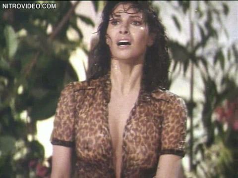 Raquel Welch Stuntwoman Babe Celebrity Cute Sexy Scene Brunette