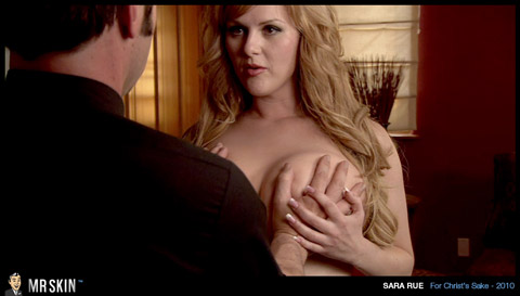 Sara Rue Nude Scene For Christs Sake Bbw Huge Tits Softcore