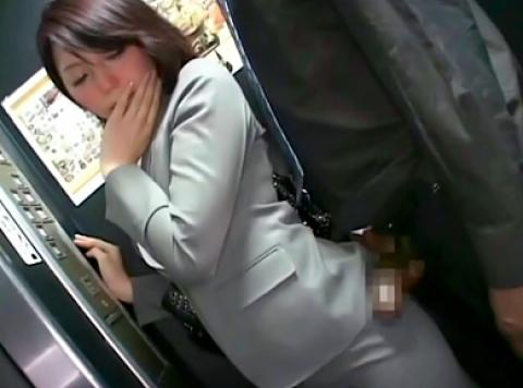 chikan bus video