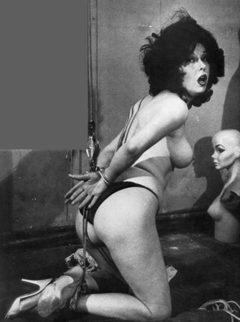 Vintage bondage torture porn