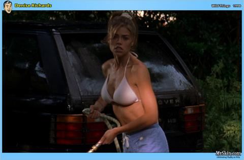 Denise Richards Clip nackt