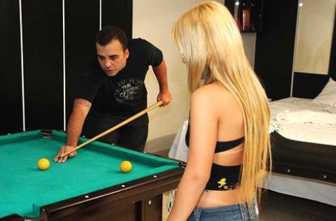 Sheridan Video Clip Brazilian Table Bra Pool Huge Ass Latina