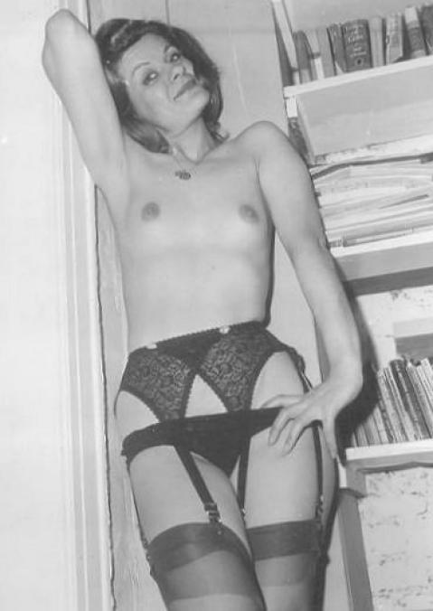 stockings porn garter Vintage belts and