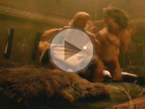 Rosario dawson nude scene above